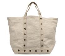 Cabas Lin Œillet M+ Handtaschen für Taschen in beige