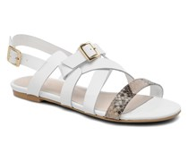 Pinson Sandalen in weiß
