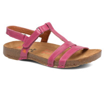 I Breathe 946 Sandalen in lila