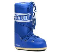 Nylon Sportschuhe in blau