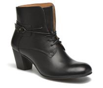 Seelace Stiefeletten & Boots in schwarz