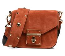 Crossbody Olana Velvet Handtaschen für Taschen in orange