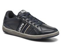 Pinole Low Sneaker in schwarz