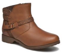 Delavina Ankle Mosaic Stiefeletten & Boots in braun