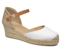 Cisca Espadrilles in weiß