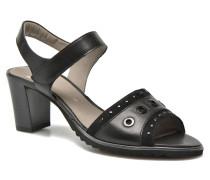 Gresa Sandalen in schwarz