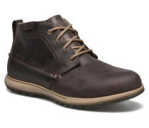Davenport Chukka Waterproof Leather Sportschuhe in braun