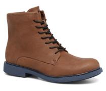 Neuman K400245 Stiefeletten & Boots in braun