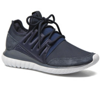 Tubular Radial Sneaker in blau