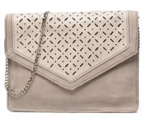 Blossom Suede Cross Handtaschen für Taschen in beige