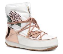 We Peace Stiefeletten & Boots in weiß