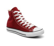 Chuck Taylor All Star Hi M Sneaker in weinrot