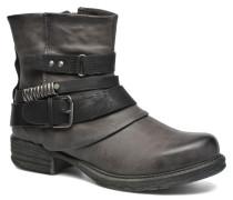 Cloee Stiefeletten & Boots in grau