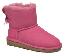 Mini Bailey Bow Stiefeletten & Boots in rosa