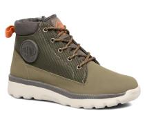 Plvil Trg Mid K Stiefeletten & Boots in grün