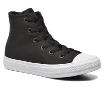 Chuck Taylor All Star II Hi Sneaker in schwarz