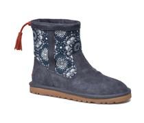 Kaelou Bandana Stiefeletten & Boots in blau
