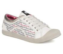 Hk luna low Sneaker in weiß