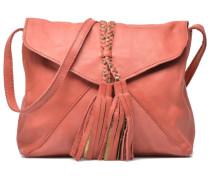 Sarenza leather Crossover bag Handtaschen für Taschen in rosa