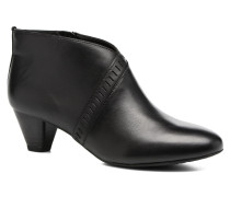 Denny Frances Stiefeletten & Boots in schwarz