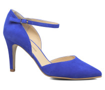 Apart Pumps in blau