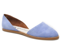 HIT LIKE Ballerinas in blau