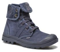 Baggy Sneaker in blau