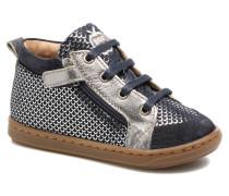 Bouba Bi Zip Stiefeletten & Boots in silber