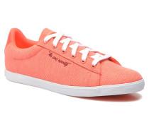 Agate Lo Summer Jersey Sneaker in orange