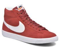 Blazer mid prm Sneaker in rot