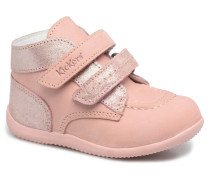 Bonkro Stiefeletten & Boots in rosa