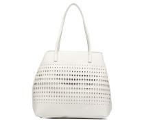 MIXBURY VINE Cabas Handtasche in weiß