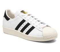 Superstar 80S W Sneaker in weiß