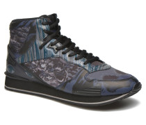 Runmid Sneaker in schwarz
