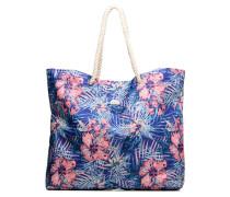 Printed Tropical Tote Handtaschen für Taschen in mehrfarbig