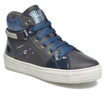 J Highrock Girl J5421A Sneaker in blau