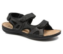 Berric Sandalen in schwarz
