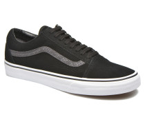 Old Skool Sneaker in schwarz