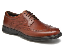 DP2 Light Wing Tip Schnürschuhe in braun