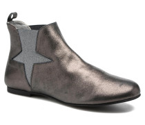 Easy Fun Stiefeletten & Boots in silber