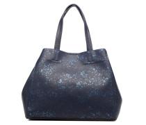 Cuenca Metal Splatter Shopping bag Handtaschen für Taschen in blau