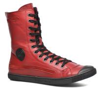 BasicinN Sneaker in rot