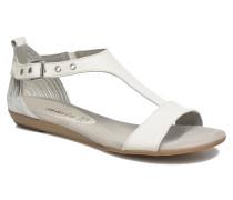 Fassiola Sandalen in weiß