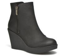 Devaki Stiefeletten & Boots in schwarz
