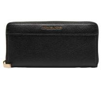 Mercer Pocket ZA Continental Portemonnaies & Clutches für Taschen in schwarz