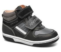 B Flick B. C B6437C Sneaker in schwarz