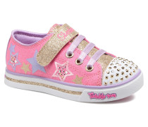 Sparkle Glitz Sneaker in rosa