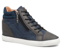 Star Wedge 2 Sneaker in blau
