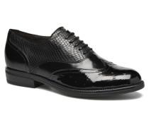 Clyde 14 Schnürschuhe in schwarz