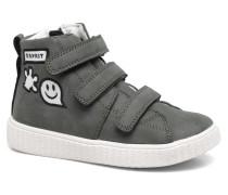 Fancy Velcro Sneaker in grau